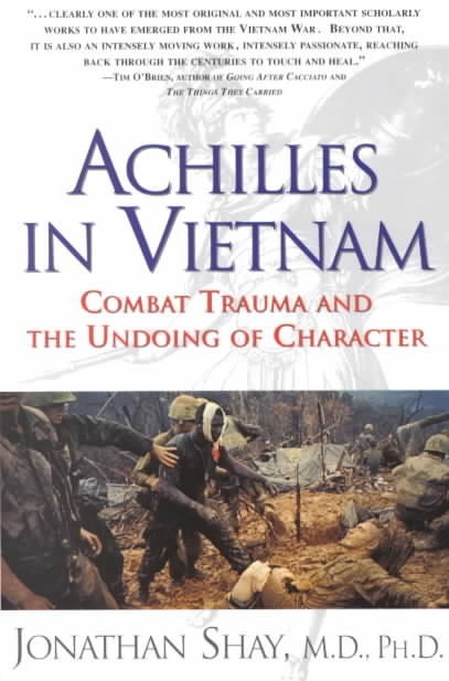 Achilles in Vietnam By Shay, Jonathan